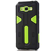 forma 2 em 1 caixa do telefone para shell armadura Samsung Galaxy grande nobre ironman à prova de choque robusto