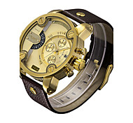 CAGARNY Double Movement Personalized Fashion Men's Watches