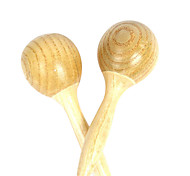 Holz gelben Sand Hammer für Kinder ab 3 Musikinstrumente Spielzeug