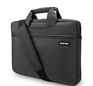 POFOKO® 15 Inch Oxford Fabric Laptop Bag Black/Gray