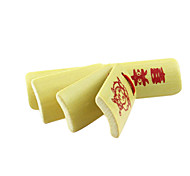 Wood Yellow Percussion Instrument for Children Above 3 Musical Instruments Toy