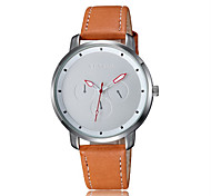 Unisex watches Three Genuine Leather waterproof men watch sports watch watch women montre femme