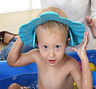 Safe Shampoo Shower Cap  Bath And Sunshade Protect Soft Cap Hat For Baby Children Kids