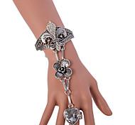 Chaînes & Bracelets / Charmes pour Bracelets / Bracelets Bagues(Alliage)Mariage / Soirée / Quotidien