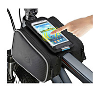Roswheel® Bicycle Smart Phone Bag 5 inch Touch Screen Top Frame Tube MTB Road Bike Cycling Storage Bycicle Bolsa