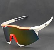 99.259 Ossat occhiali sportivi vento occhiali I vetri esterni vetri di riciclaggio - bai jie placcatura pellicola gialla