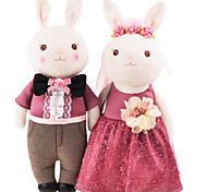 Tyra M Rabbit Weddingdolls, Plush Toys,b