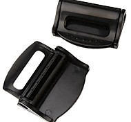 ZIQIAO 1 Pair Car Seat Belts Clip Safety Adjustable Stopper Buckle Plastic Clip