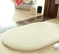 "Hot Sale Super Soft Cotton Material Non-Slip Ellipse Mat W16"" x L24"""