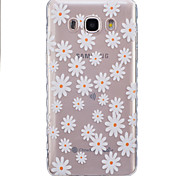 Back Cover Transparent Body Transparent TPU Soft TransparentGalaxy J7 / Galaxy J5(2016) / Galaxy J5 / Galaxy J3 / Galaxy J2 / Galaxy