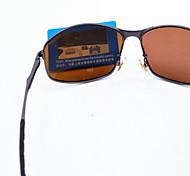js - 0223 Ossat conducente moda occhiali polarizzati vetri esterni di vetri di riciclaggio - shaqiang cenere