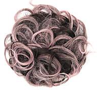 parrucca rosa 5 centimetri ad alta temperatura anello di colore dei capelli del filo di colore 2/33-FR01