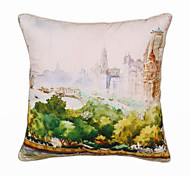 Polyester Pillow With Insert,Still Life Casual 18x18 inch