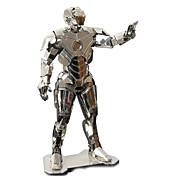 Пазлы 3D пазлы / Металлические пазлы Строительные блоки DIY игрушки Металл Розовый Модели и конструкторы