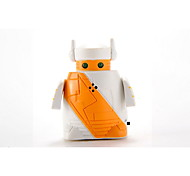 YQ YQ88192-5 Orange Robot Radio control Robots