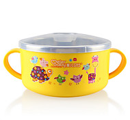 Tableware Plastic / Stainless Steel For Nursing / Feeding Tableware 6 Years Old and Above / 1-3 years old / 6-12 months / 3-6 years old