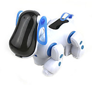 Funny Mechanical Dog Robot Dog Luminous Eyes Suport Walk