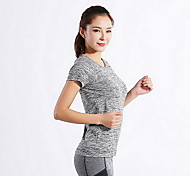 Running Tops Women's Breathable / Compression / Sweat-wicking Running KOOPLUS Sports Wear Others