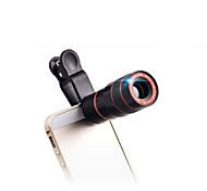 8X18 мм Монокль Компактный размер Общего назначения Наблюдение за птицами Сотовый телефон BAK4 Полное многослойное покрытие 250/1000