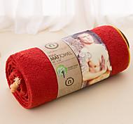"""Hot Yoga Towel (24"""" x 72"""") - Microfiber Anti Slip Skidless Mat Towels"""