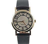 Shenzhen fabricantes de relógios nova tabela de quartzo moda feminina
