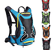 Outdoor Professional Riding Backpack 15L Hiking Wear Nylon Waterproof Backpack Bag Multifunction Bicycle Bags