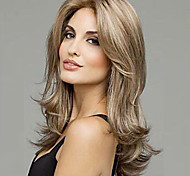 Fashion Natural Big Waves of High Quality Synthetic Hair