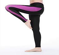 Women's Running Bottoms Compression Running Purple