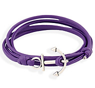 Unisex Alloy Leather Handcrafted Vintage Bracelets(More Colors)