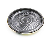 8Ohm 0.5W 35mm DIY Speaker - Bronze + Black