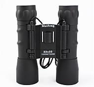 Maifeng 22X32 mm Binoculars High Definition Handheld General use Bird watching BAK4 Multi-coated Normal 1500M/7500M Central Focusing