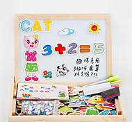 Alphanumeric Characters of Magnetic Spell Spell, 0.9 KG Children's Educational Toys Sketchpad the Blackboard