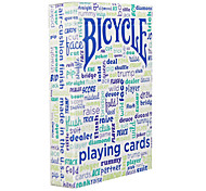 Home Furnishings Table Talk Bicycle Poker Card Magic Props Card Table Swim Suit