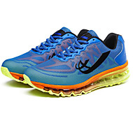 Green/Blue/Black/Red Wearproof Rubber Running Shoes for Men