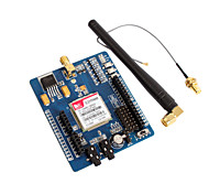 Quad-band GSM / GPRS SIM900 Module Development Board GBoard Integrated Learning Board for Arduino