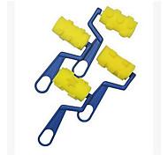 Toys Children'S Painting Graffiti Sponge Roller Brush / Sponge Roller Sponge Brush Seal 4