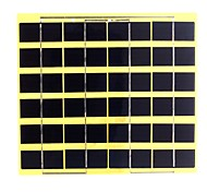 5W 12V PET Laminated Polycrystalline Silicon Solar Panel Solar Cell for DIY (SWB5012)