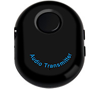 Áudio Bluetooth 4.0 transmissor conectar dois dispositivos Bluetooth