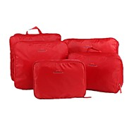 Korean Funnymade Travel Clothes Storage Group Bag Admission Package Five Sets-4 Color Options