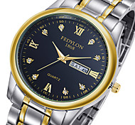 Men's Fashion  Quartz Analog Dress Watch(Assorted Colors)