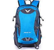 38 L Waterproof Dry Bag / Backpack Camping & Hiking Waterproof / 3 In 1 Black / Light Blue / Orange