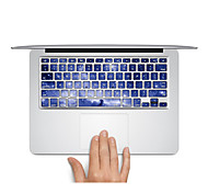 "Keyboard Decal Laptop Sticker Blue Univers for MacBook Air 13"" MacBook Pro Retina 13'/15"" MacBook Pro 15"" MacBook Pro 17"