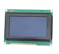 LCM LCD Dot Matrix Display Module 12864 Without Character LCD Industry
