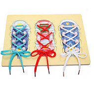 Children'S Shoes Threading Male Girl Educational Toys