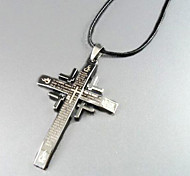 Scripture - Cross Pendant Necklace