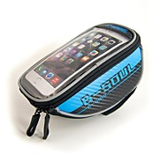 Bike Handlebar Bag Reflective Strip / Wearable / Phone Holder / Reflective / Phone/Iphone / Touch Screen
