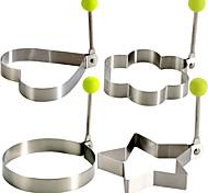 4 Creative Kitchen Gadget / Melhor qualidade / novo Aço Inoxidável Conjuntos de Utensílios para Cozinha