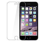 Toughened Glass Membrane Screen Protectors Prevent Damage for iPhone 6/6S (2 Pcs)