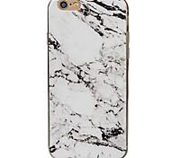 iphone 7 плюс творческое искусство окрашены мраморный рельеф TPU телефон случае для Iphone 5 / 5s / SE / 6 / 6S / 6с плюс / 6с плюс