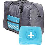 Korean Explosion High Capacity Trunk Waterproof Nylon Foldable Bag Travel Bag